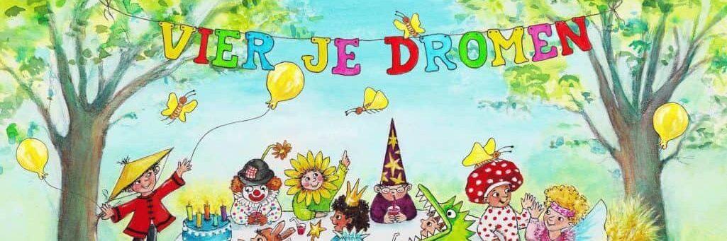 Onvergetelijke kinderfeestjes bij Vier je Dromen